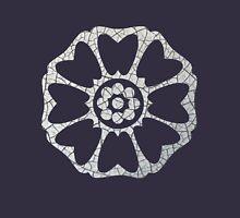 White Lotus logo Hoodie