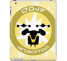 Gold Squadron - Insignia Series iPad Case/Skin