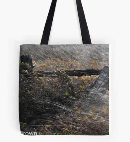 Windy Gateway Tote Bag