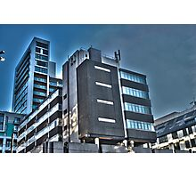 Office Block Photographic Print