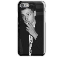 corey iPhone Case/Skin