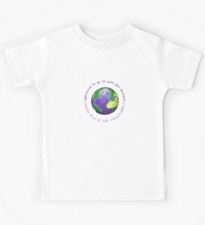 earth day kids Kids Tee