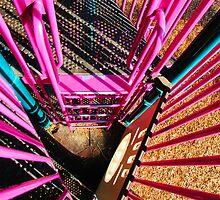 Pretty Pink Playset by Brenda Dahl