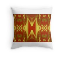 Abstract 10 (Paint Swirl series) Throw Pillow
