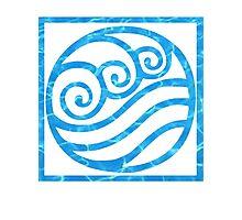 Water Nation logo Photographic Print