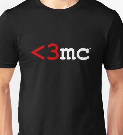 Geek Love MC (Dark) Unisex T-Shirt
