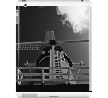 Caribbean Windmill  iPad Case/Skin