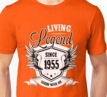 Living Legend Since 1955 Unisex T-Shirt