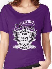 Living Legend Since 1957 Women's Relaxed Fit T-Shirt