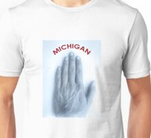 a Michigander's t-shirt Unisex T-Shirt