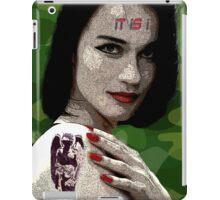 KOSMONAUT PLANEMO it is i iPad Case/Skin