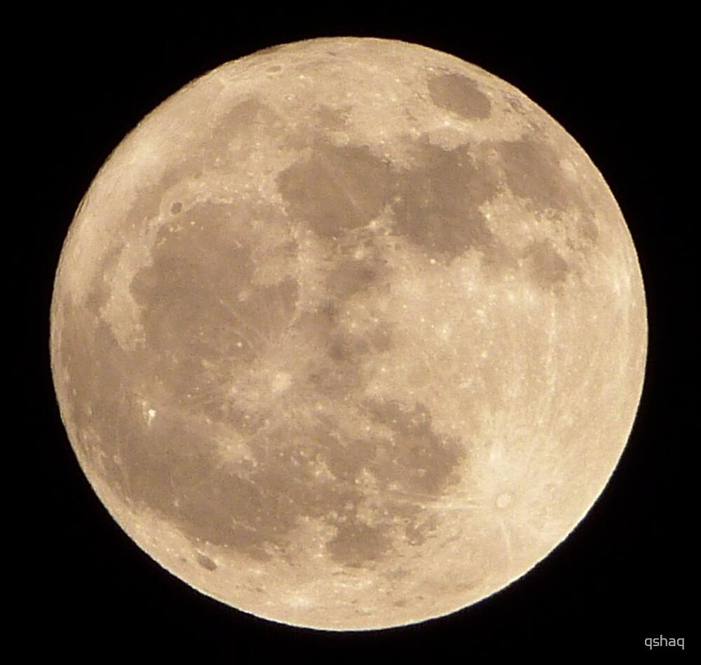 Full Moon 7th Feb 2012 by qshaq