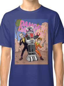 Danger, Will Robinson! Classic T-Shirt