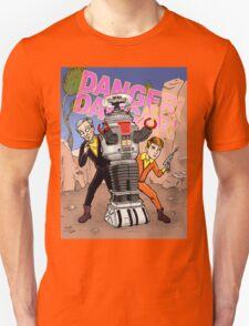 Danger, Will Robinson! Unisex T-Shirt