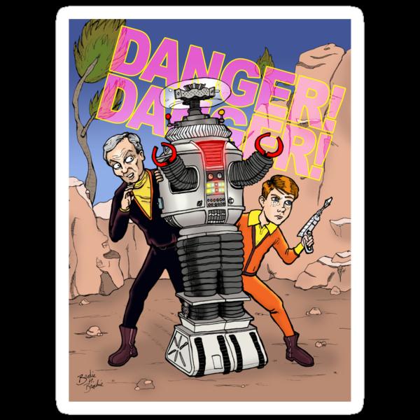 Danger, Will Robinson! by clockworkmonkey