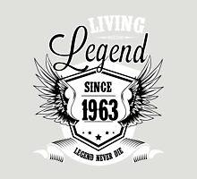 Living Legend Since 1963 Unisex T-Shirt