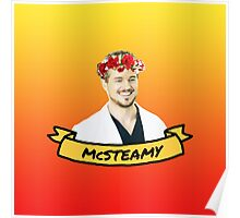 McSteamy Poster