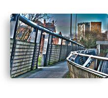 Bridge 1 Canvas Print