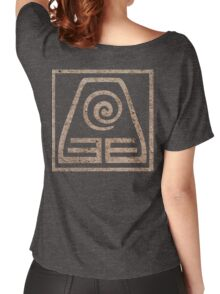 Earth Nation logo Women's Relaxed Fit T-Shirt