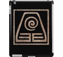Earth Nation logo iPad Case/Skin