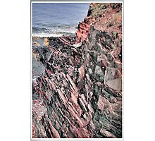 Eroded Beauty Photographic Print