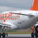 G-EZFV easyJet Airbus 319-111 by Pirate77