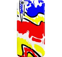 Primary Colors iPhone Case/Skin