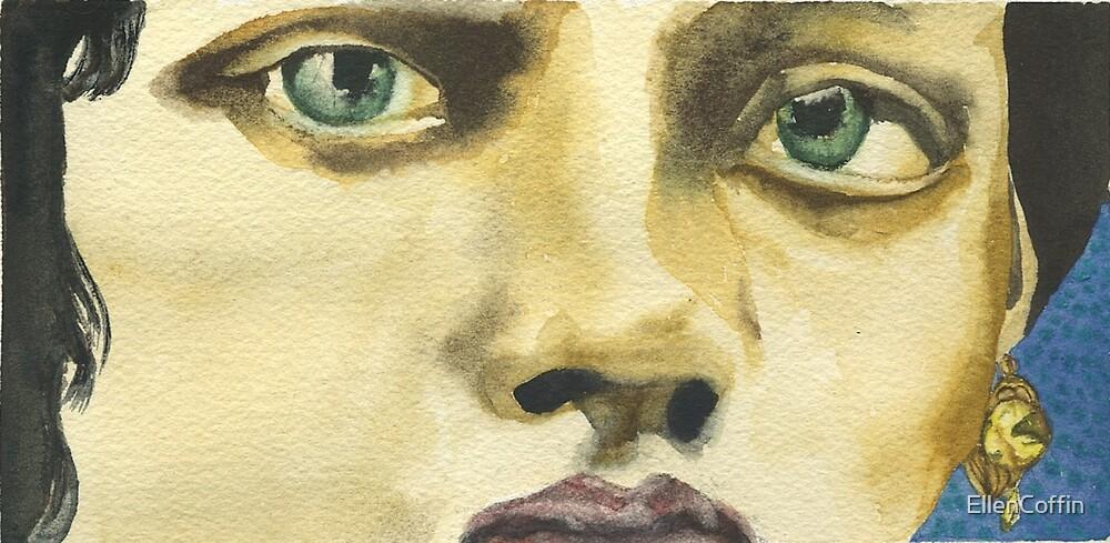 Face Study 1 by EllenCoffin
