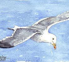 Jonathan Livingstone Seagull by Maree Clarkson