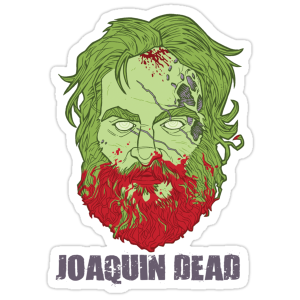 Joaquin Dead by Tom Kurzanski