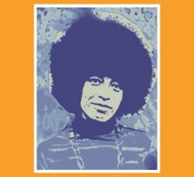 ANGELA DAVIS-AGE OF AQUARIUS by OTIS PORRITT