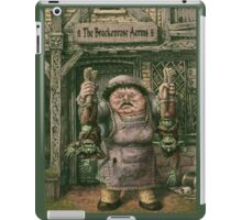 The Brackenrose Aerms iPad Case/Skin