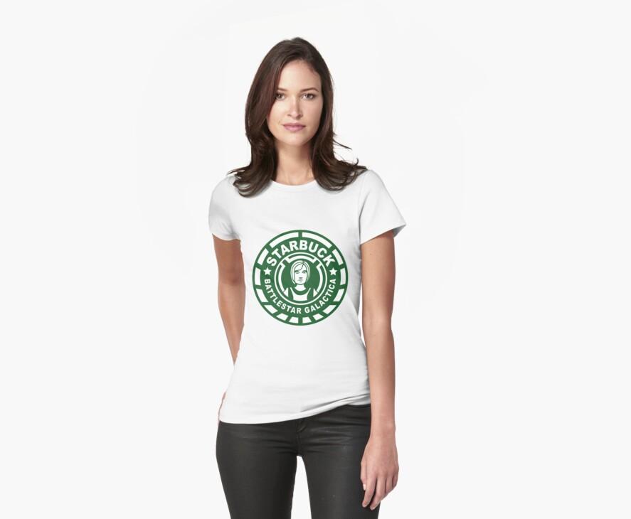Starbuck Coffee by epainter
