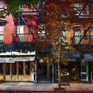 Soho Shops by Stuart Row