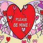 Please Be Mine! by Jana Gilmore