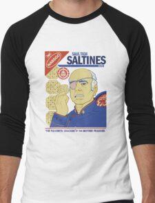 Saultighnes Men's Baseball ¾ T-Shirt