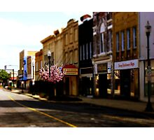 Small Town 2 Photographic Print
