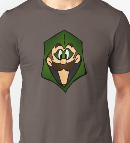 The Green Luigi Unisex T-Shirt