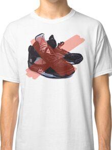 Jordan retro Metallic 5 inspiration Classic T-Shirt