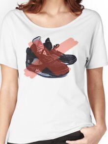 Jordan retro Metallic 5 inspiration Women's Relaxed Fit T-Shirt