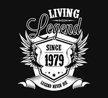 Living Legend Since 1979 Unisex T-Shirt