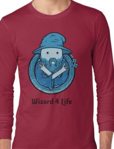 Wizard 4 Life Long Sleeve T-Shirt