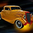 HOT Ford Coupe by Mike Capone