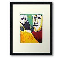 Appropriation  Framed Print