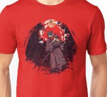 Lone Wolf and the Little Red Cub Unisex T-Shirt