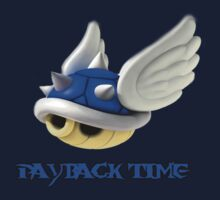 Blueshell Payback time by Rainbowdropz