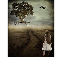 Letting Go... Photographic Print