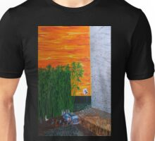 Life searches and the anonymity after departures Unisex T-Shirt