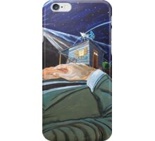 To take the sky and mystery iPhone Case/Skin