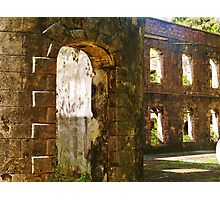 Farley Hill, Barbados Photographic Print